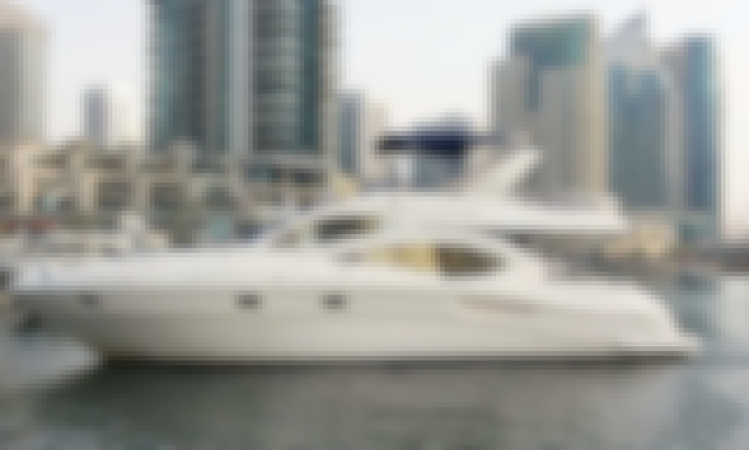 Charter the Best 52FT Yacht in Dubai