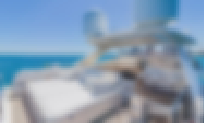 The Sunbather – 97′ Ferretti