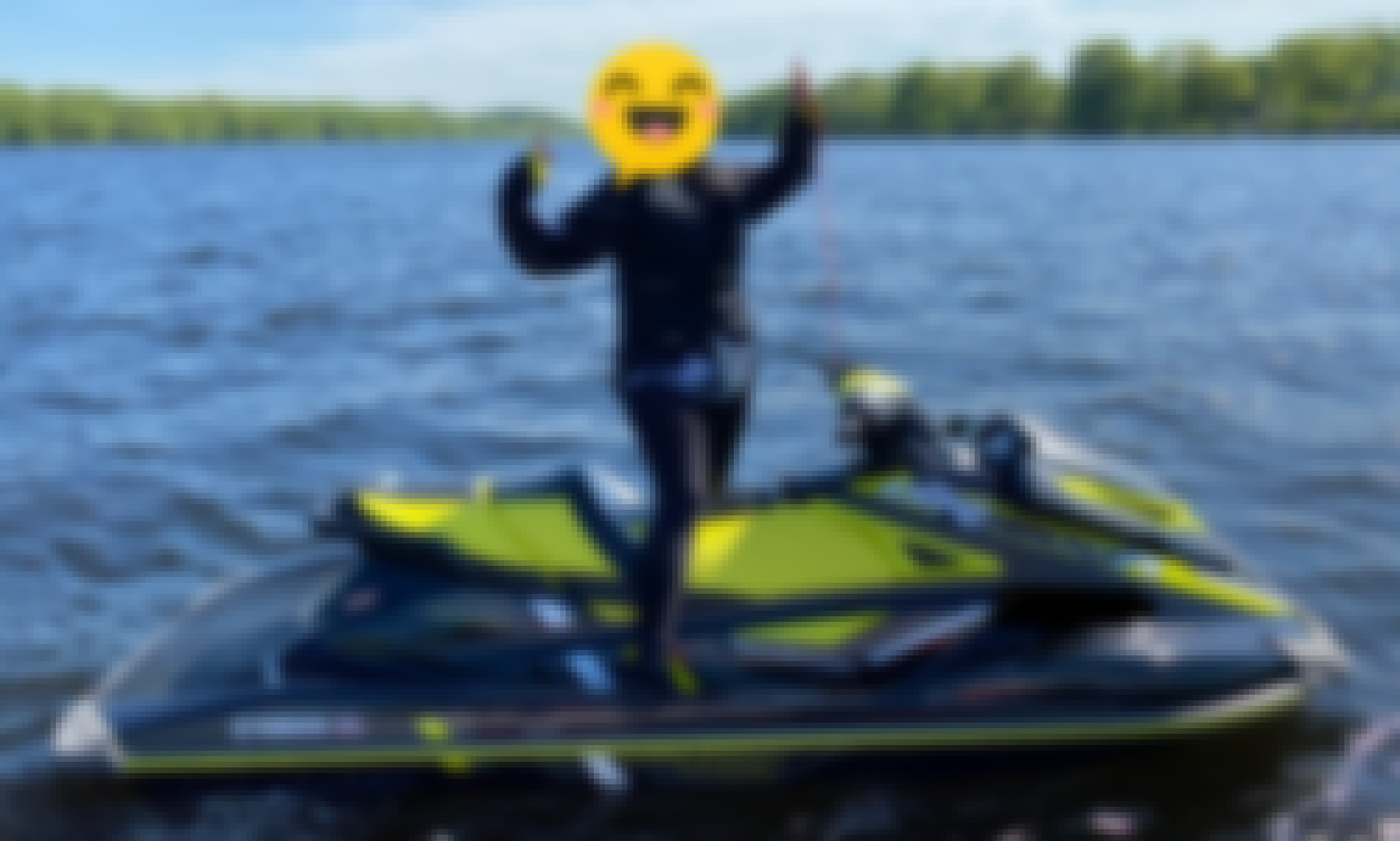 RENT A JET SKI DELIVER TO ANY BEACH or LAKE IN MA NH RI CT