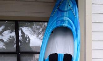 Twin Kayaks Rental in Castroville