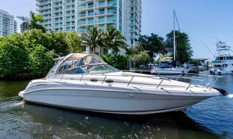 Sundancer 39' Party yacht ready for adventure!  (WEEKDAY SPECIAL)