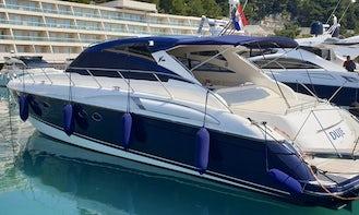 Luxury PRINCESS V58 Yacht with Crew in Split