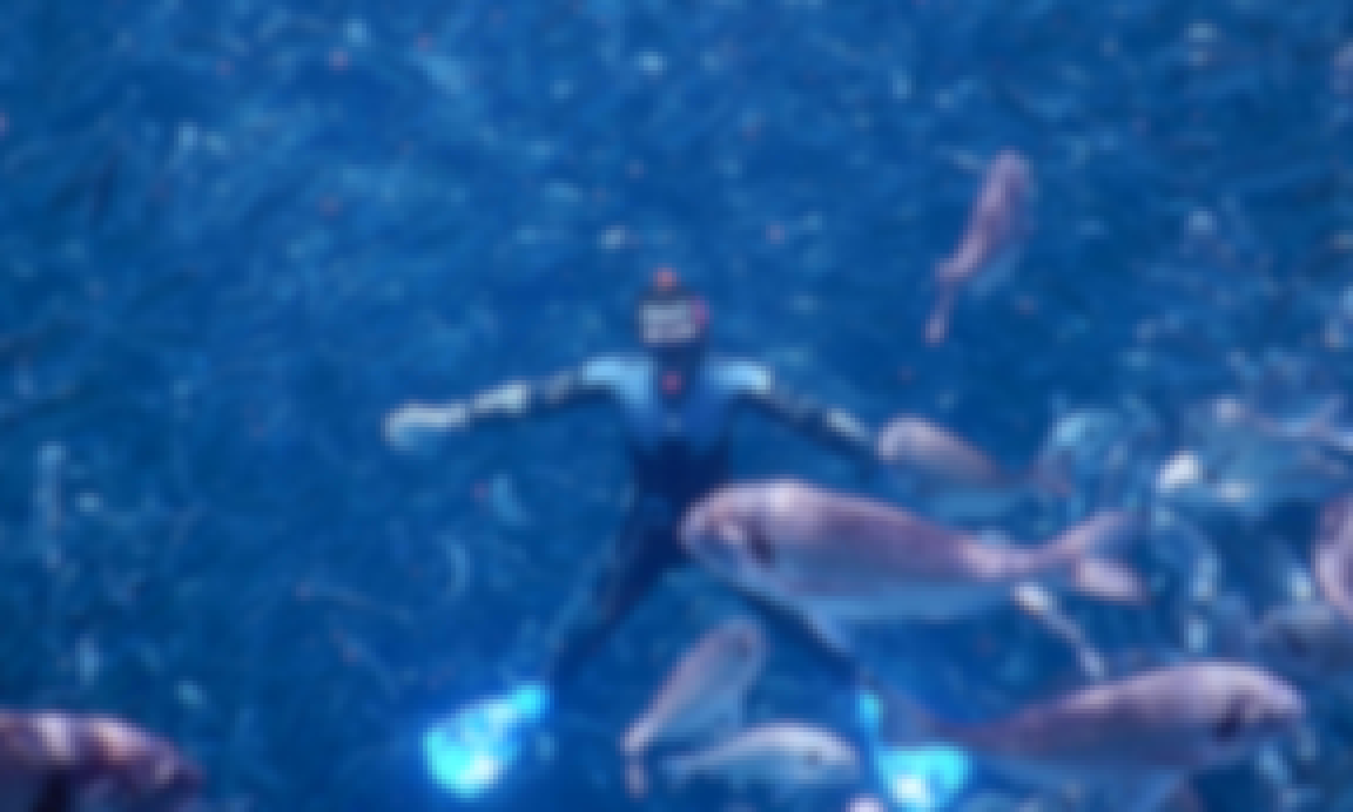 Scuba Diving, double dive in Chalki, Greece