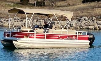 Upper Guadalupe River Tour - Pontoon Ride