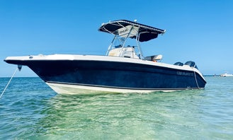 24' Century Center Console with 2-150 Hp Engine in Miami 1 HOUR  FREE!!!