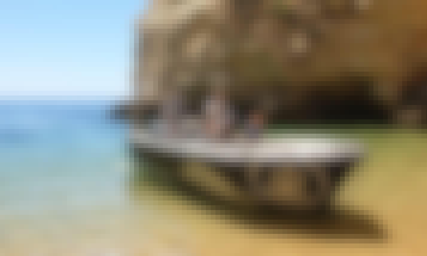 Benagil Caves - Private Benagil Caves Boat Tour from Armacao de Pera, Algarve