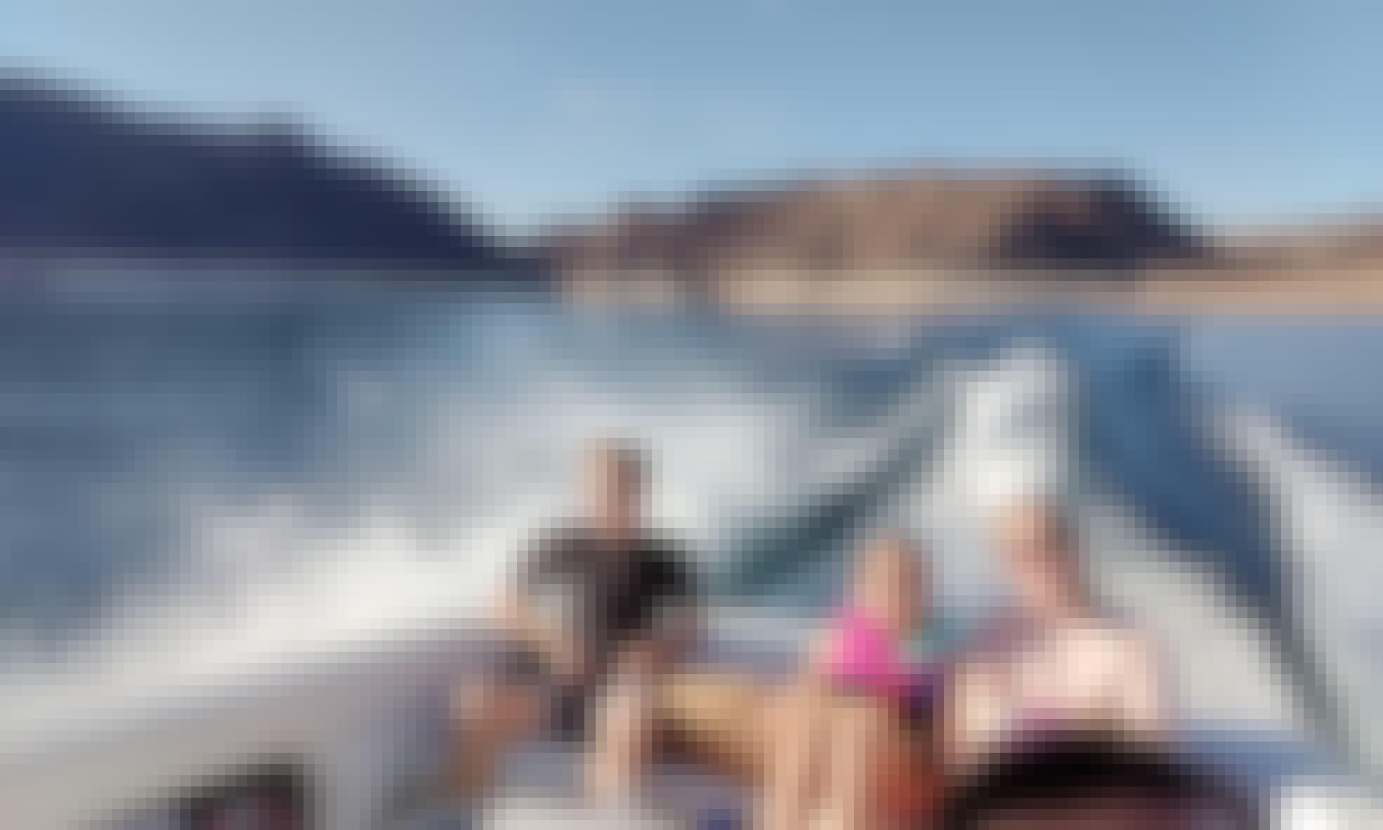 Tige 21i Power Boat Rental on Lake Mead! One day minimum rental