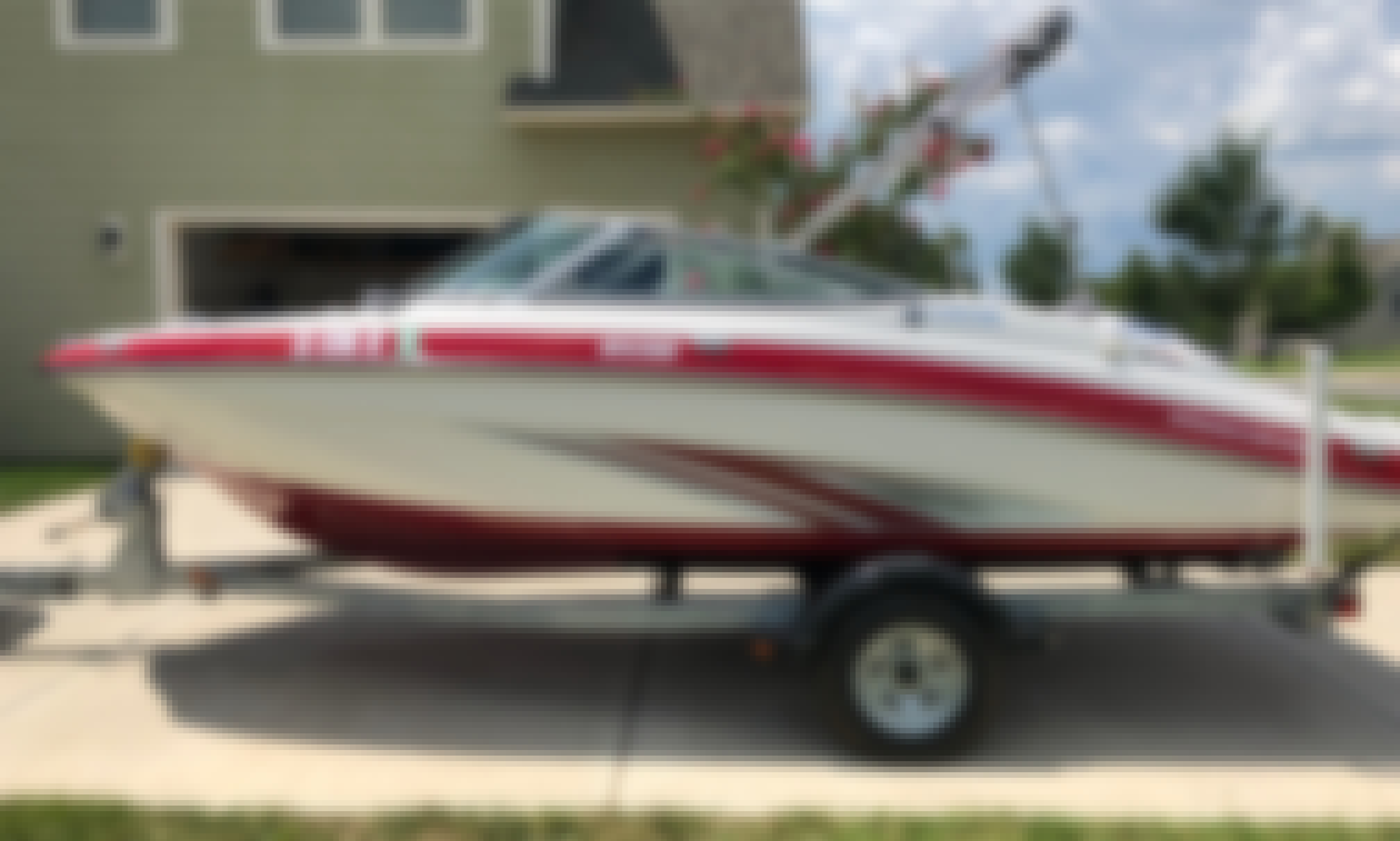 2016 Yamaha Sx192 for rent on Lake Wylie
