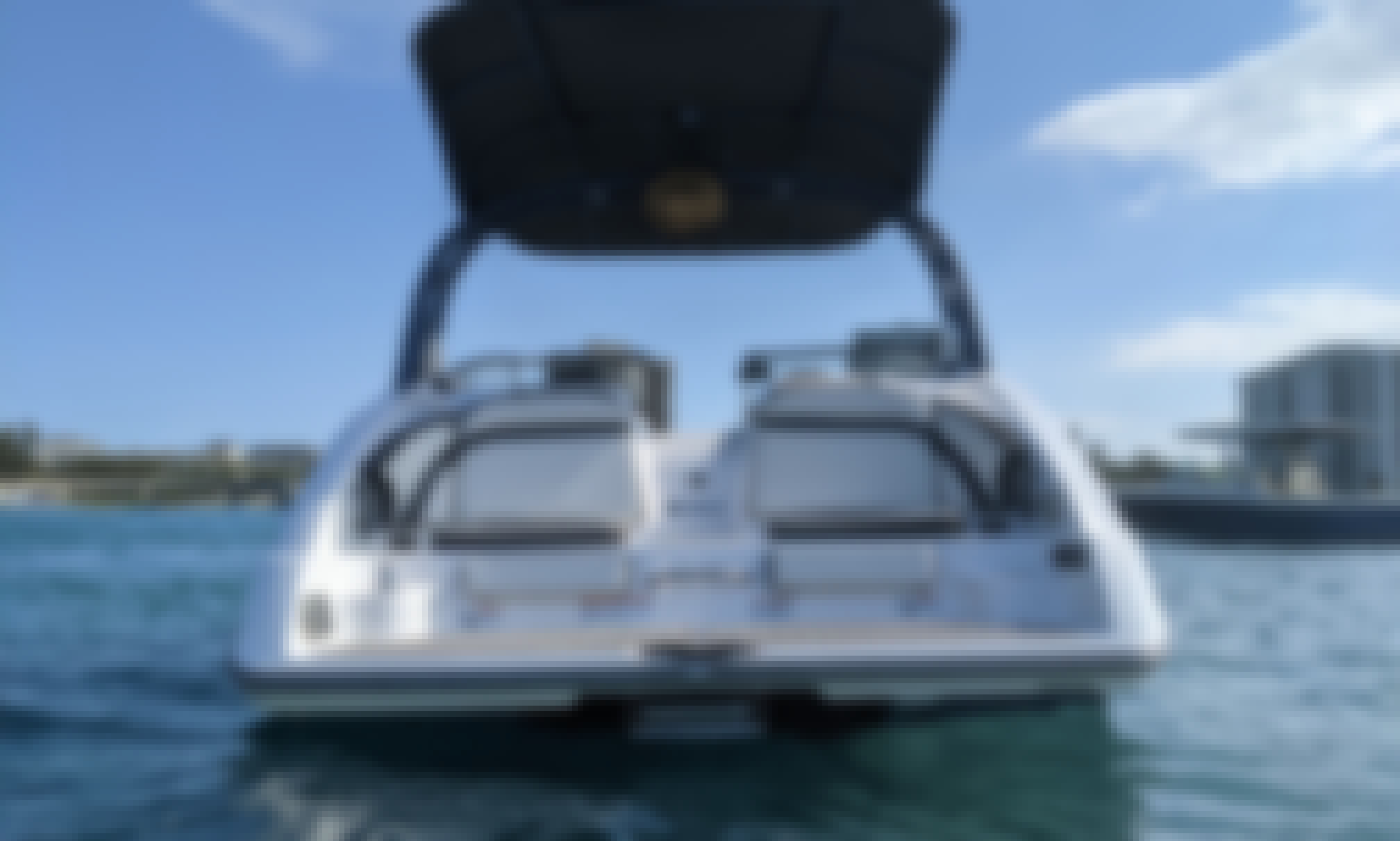 Yamaha SE242 Luxury Jet Boat Charter In Pompano