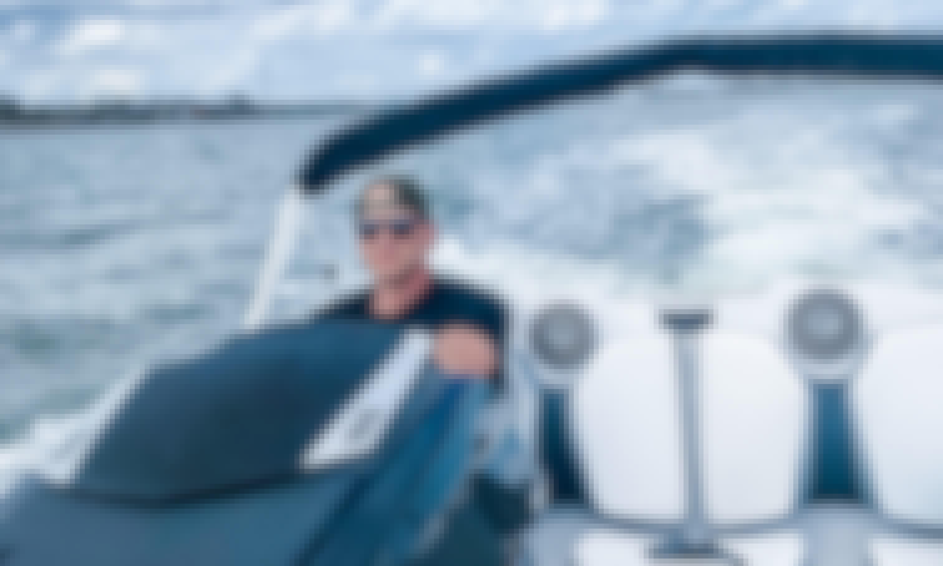Scarab 165 H.O. Jet Boat