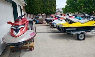 SeaDoo GTX Jetski Rental in Coulee City, Moses Lake, Banks Lake & Lake Roosevelt