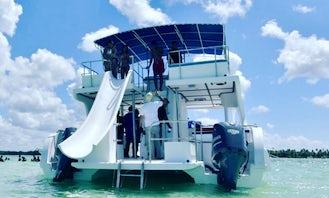 VIP Cruise to Saona-La Palmilla Island