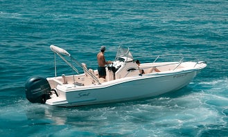 Scout 222 Sportfish For Rent In Roses, Catalunya