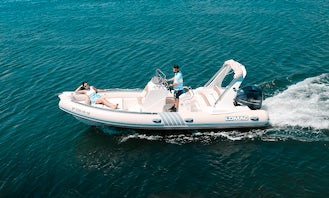 Rent a Lomac 660 IN Inflatable Boat In Roses