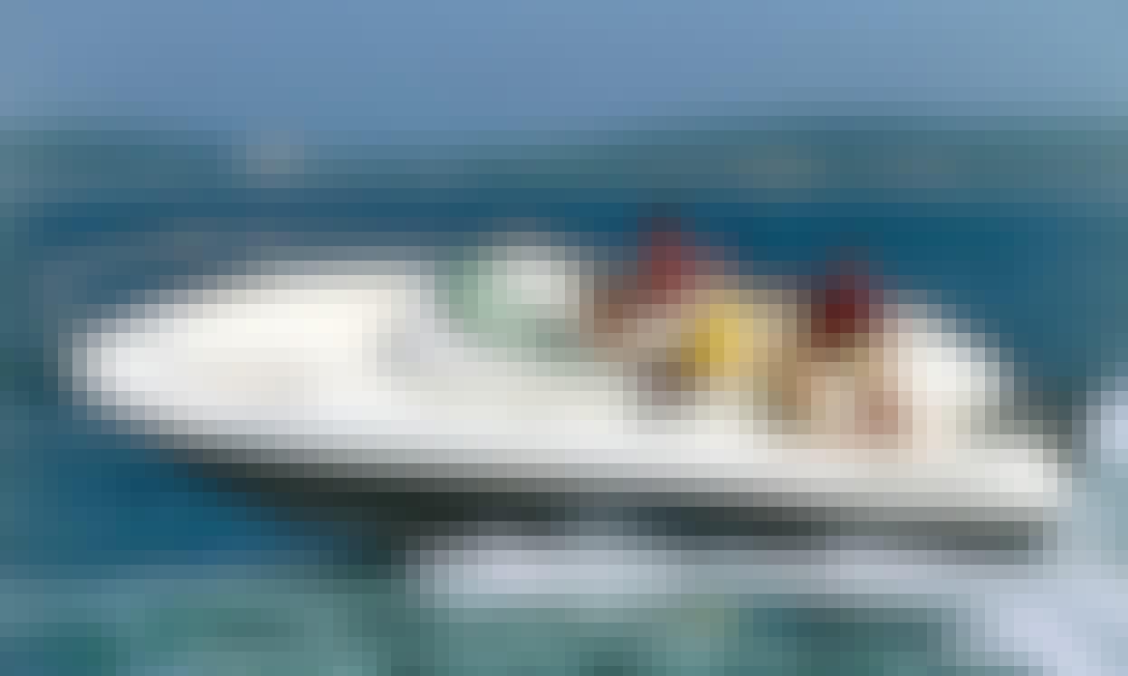 A Quality Boat Jeanneau Cap Camarat 650 For Rent In Costa Brava