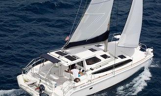 Private Full Day, Fun Day Aboard SY Mazu - Luxury Gemini Legacy 35 Catamaran