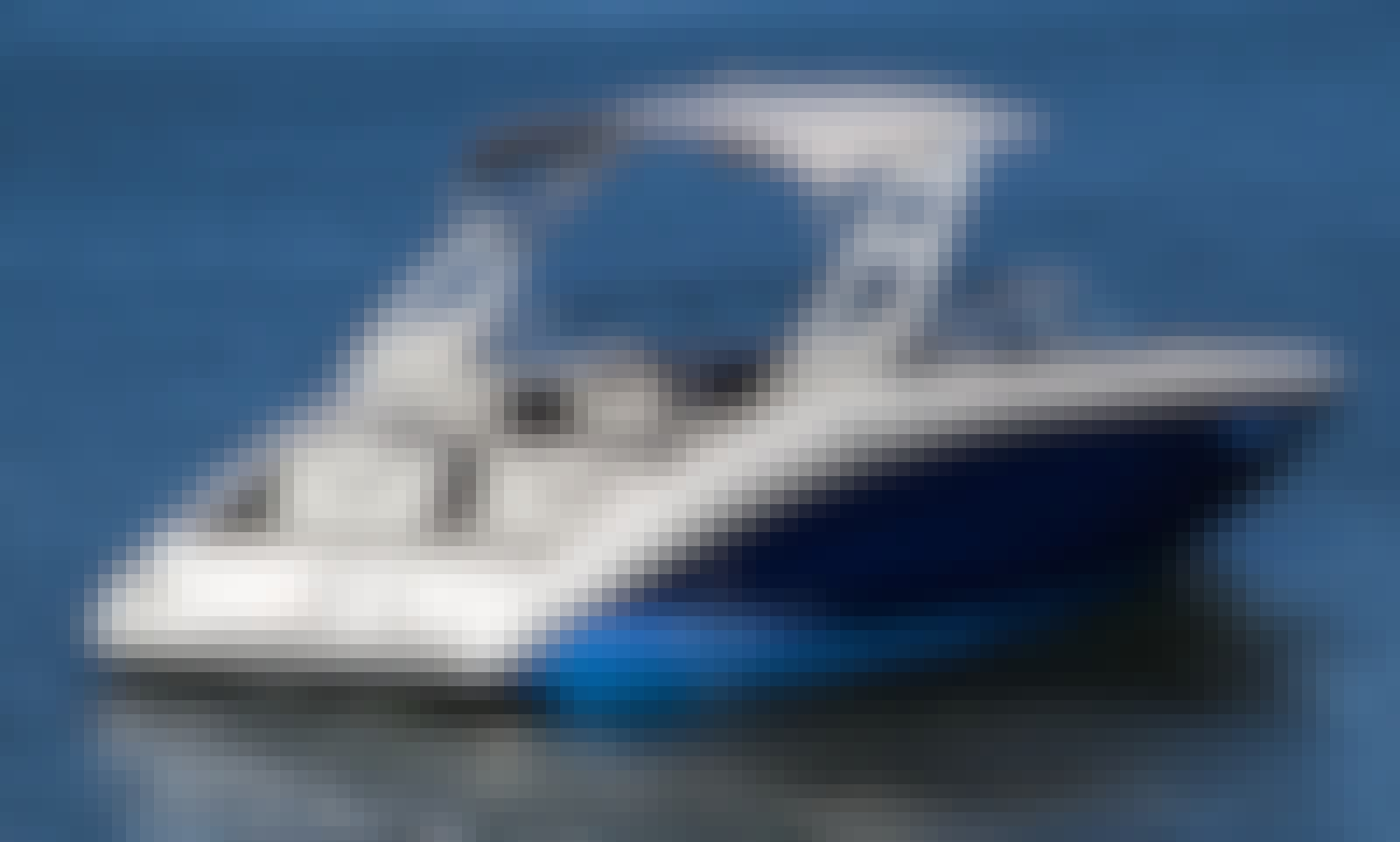 Brand new 25' Yamaha AR250  Powerboat for rent