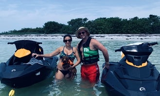 Brand New Sea Doo Jet Skis For Rent