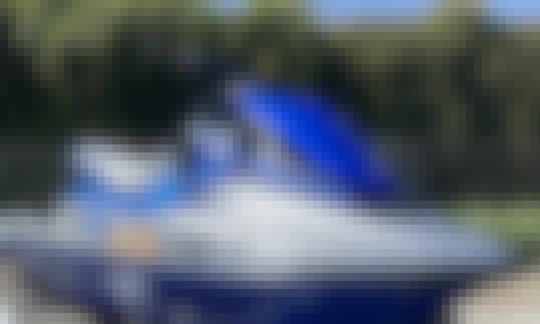 Super Fast 2020 Yamaha EX Deluxe WaveRunner!!