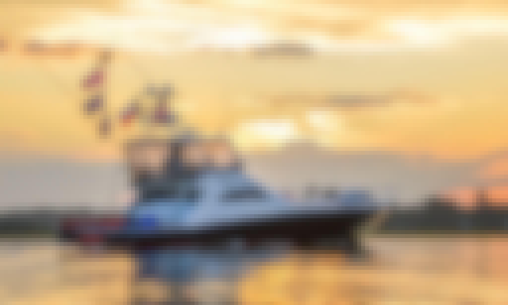 Infinity Sportfish 74' Cruise in Seabrook