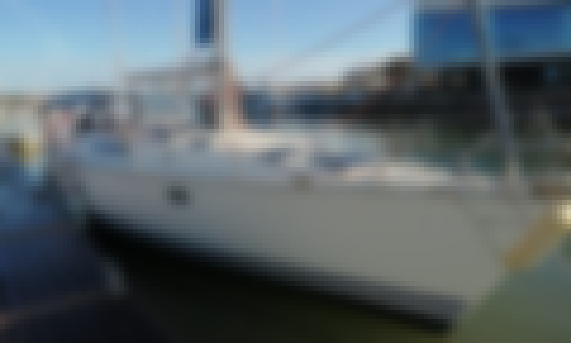 45 feet Sun Odyssey Sailing Yacht in Vilamoura