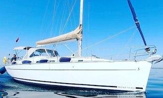 Beneteau Sailing Yacht Rental in Muğla, Turkey