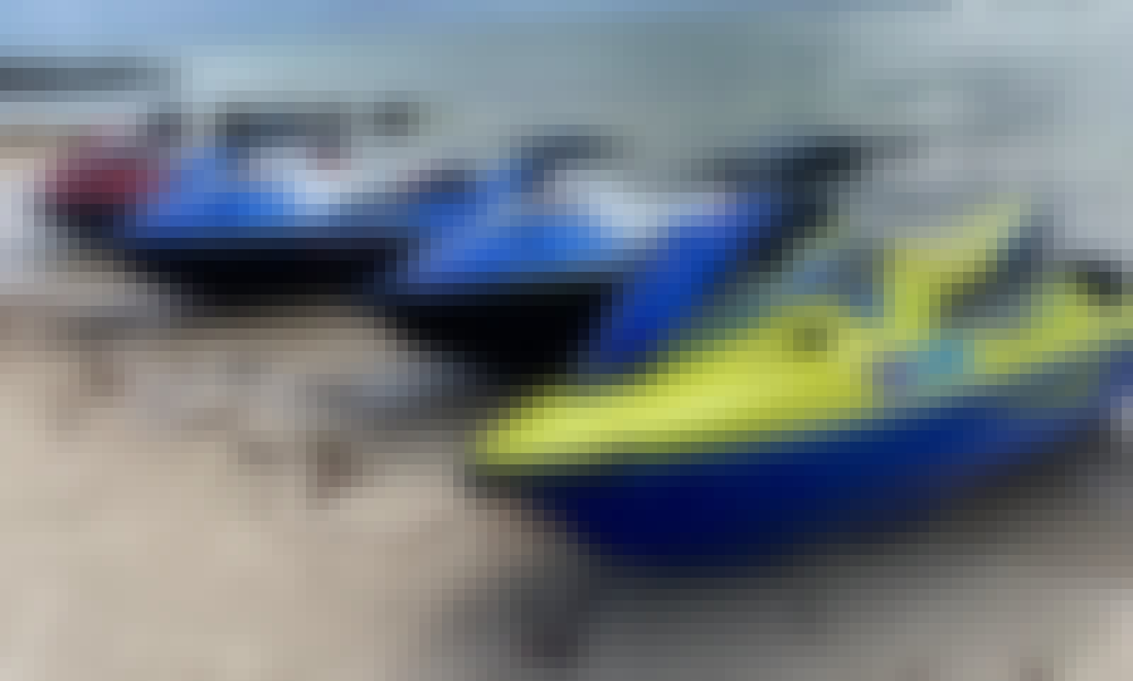 NEW 2020 Yamaha Ex Deluxe Jetskis in Miami Beach