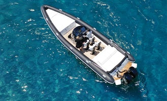 36' Seafighter Rigid Inflatable Boat in Athens, Greece