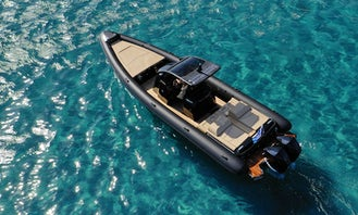 36 Scorpion Seafarer Rigid Inflatable Boat in Athens, Greece!