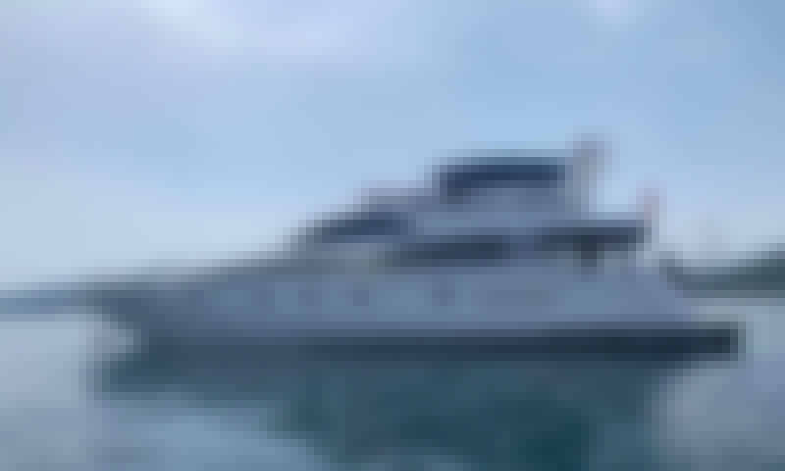 Charter the Power Mega Yacht  in İstanbul, Turkey for 20 person!