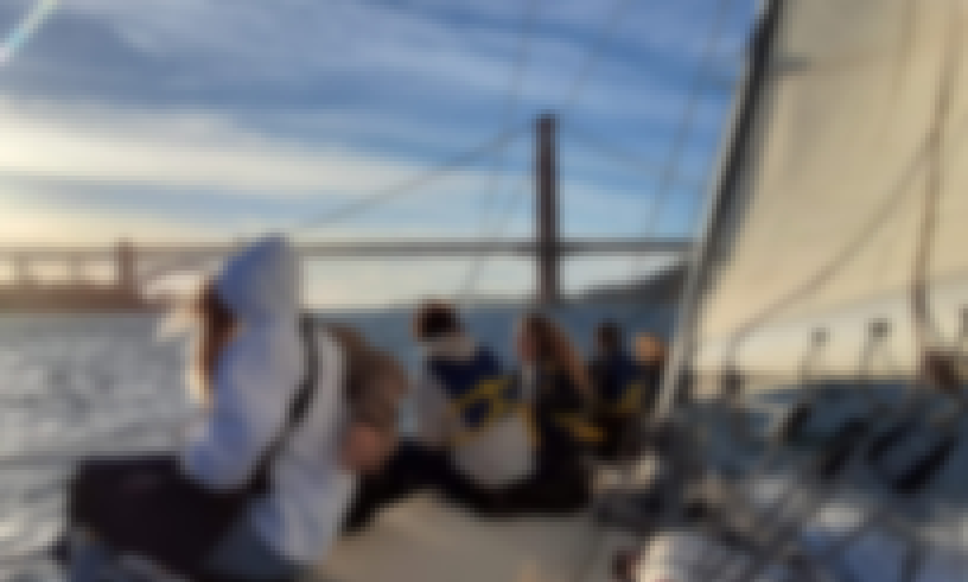 San Francisco Sailing Awesomeness aboard Custom 42' Globetrotting Sloop
