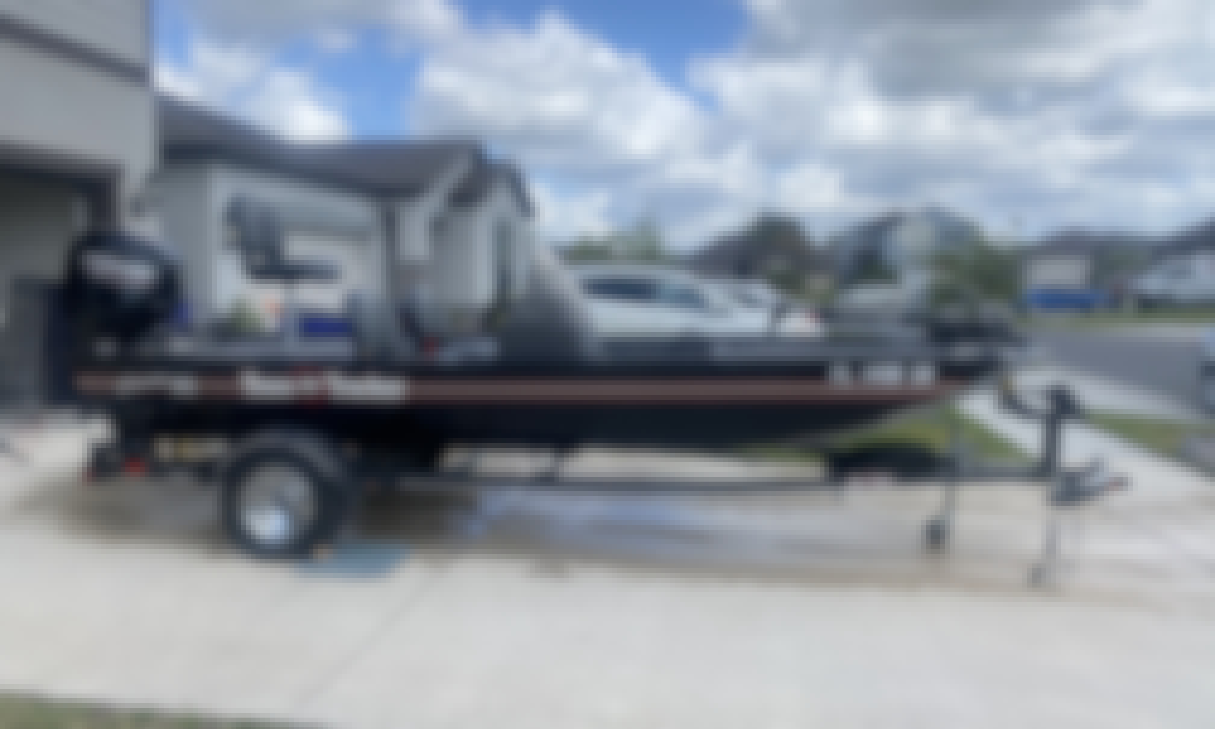2020 Tracker 17' Classic Powerboat in St. Cloud