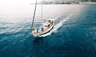 Desertas Islands Tour on a Sailing Yacht from Funchal, Madeira