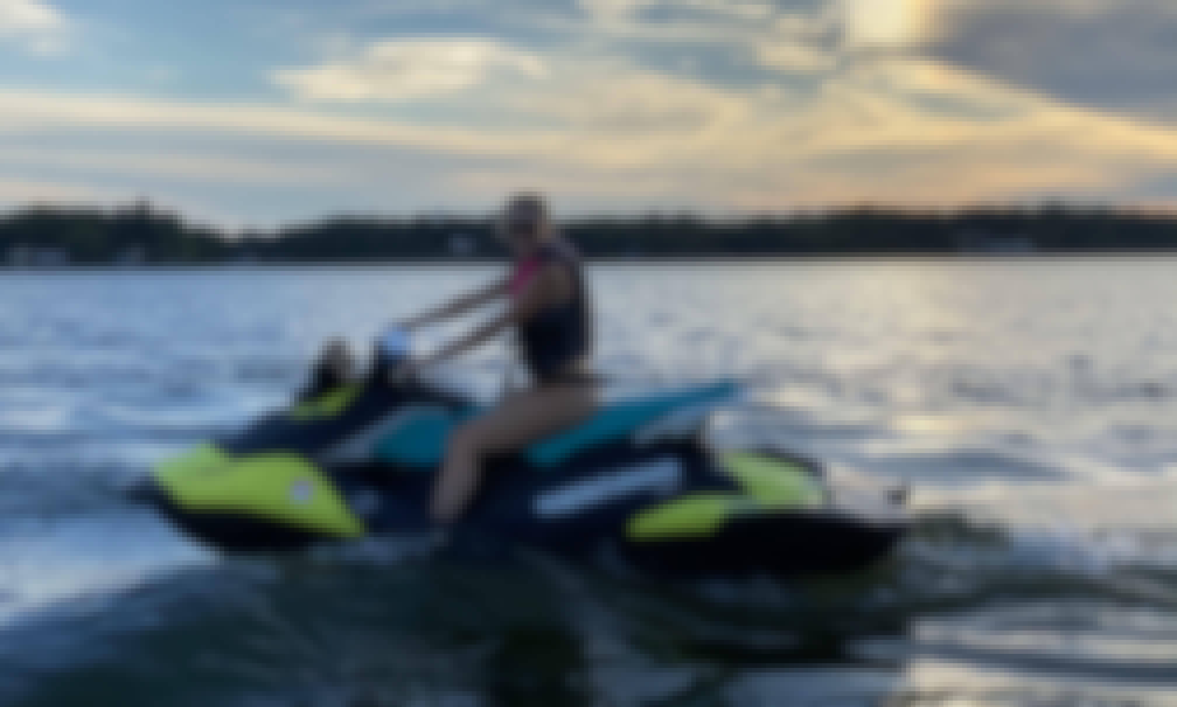 Single 2019 Sea Doo Spark- 3 Person