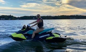 Single 2019 Sea Doo Spark - 3 Person in Tega Cay South Carolina