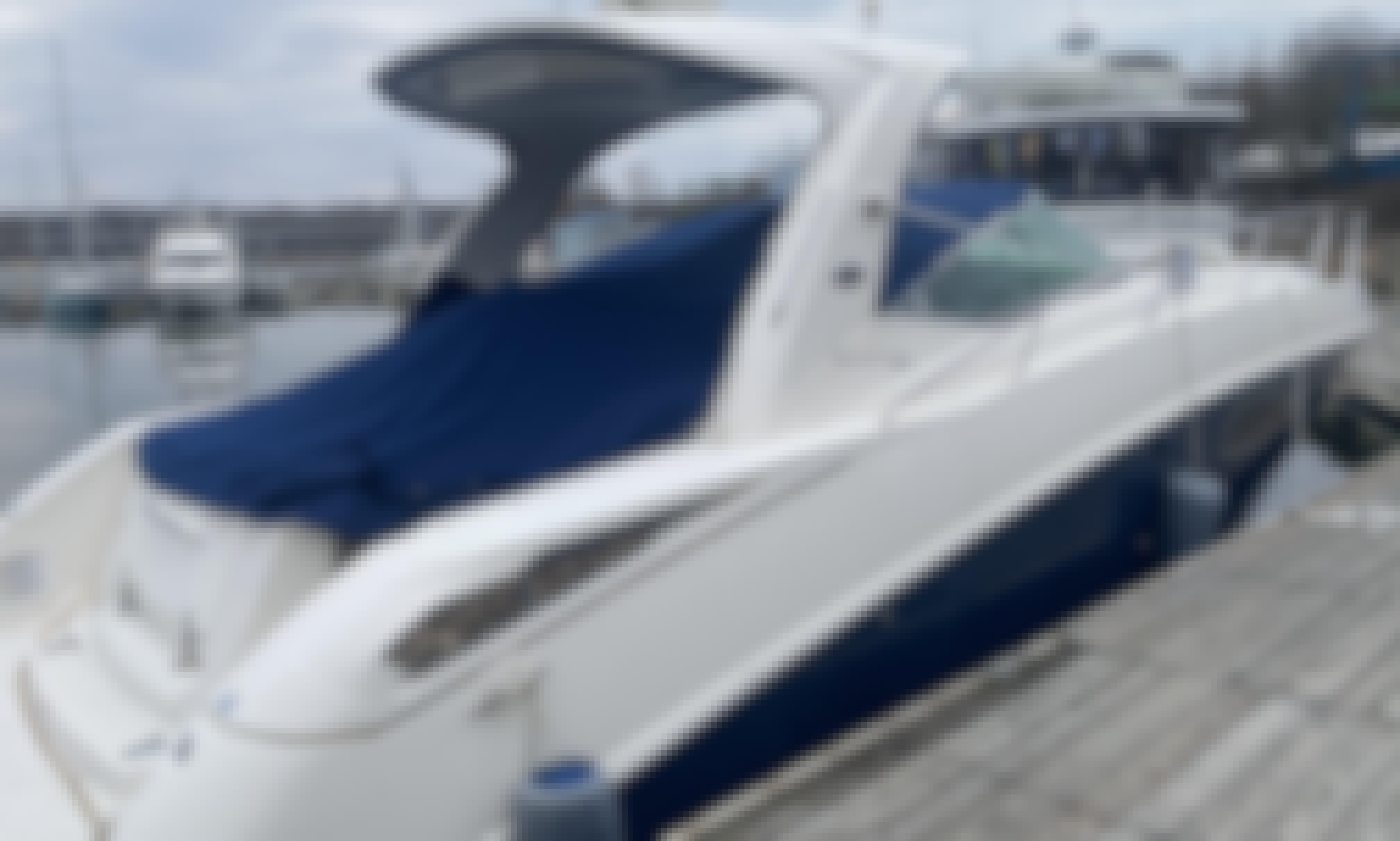 Sea Ray Sundancer for Charter in Boulder City