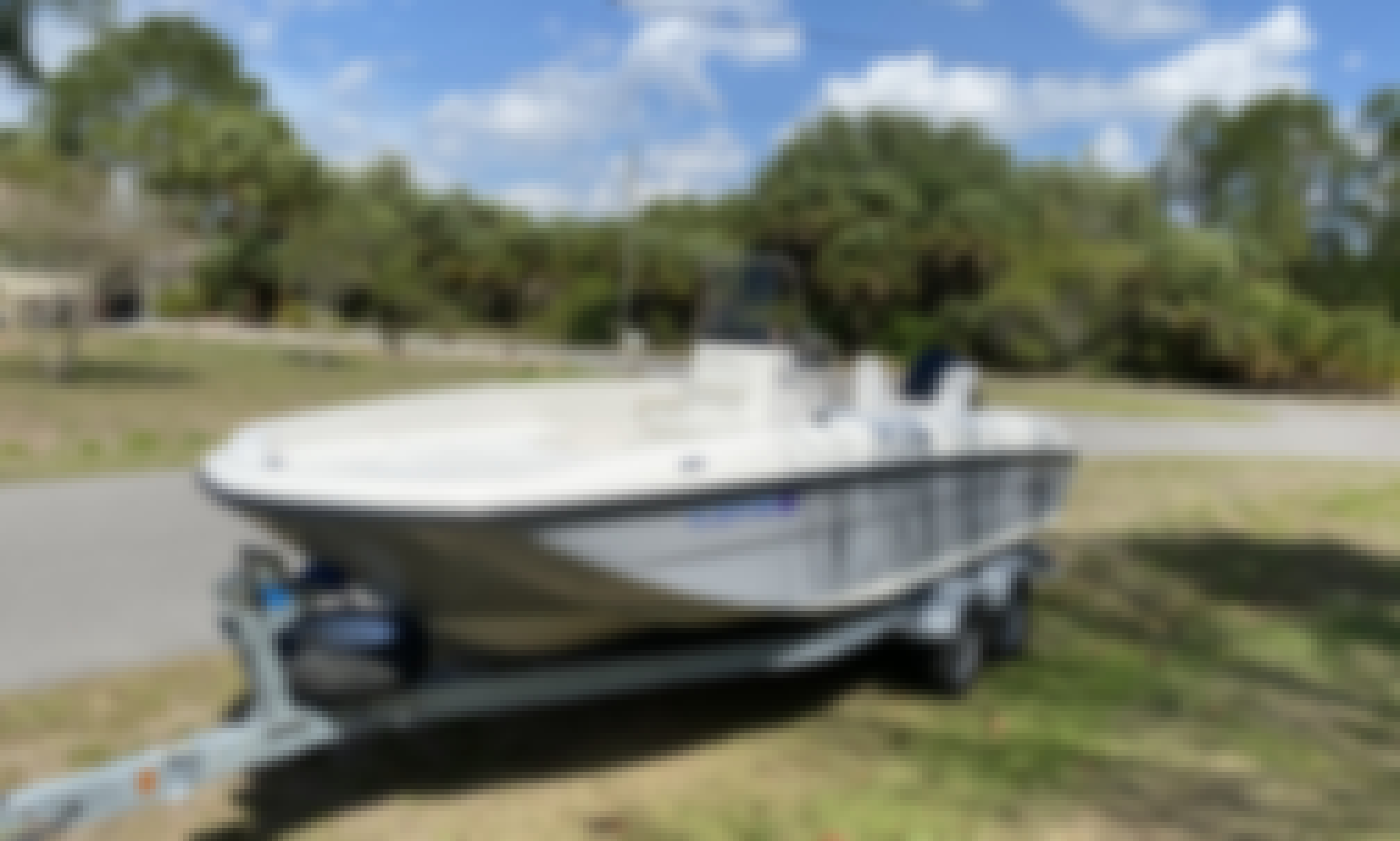 2018 Bayliner 21ft Center Console for Rent in North Port