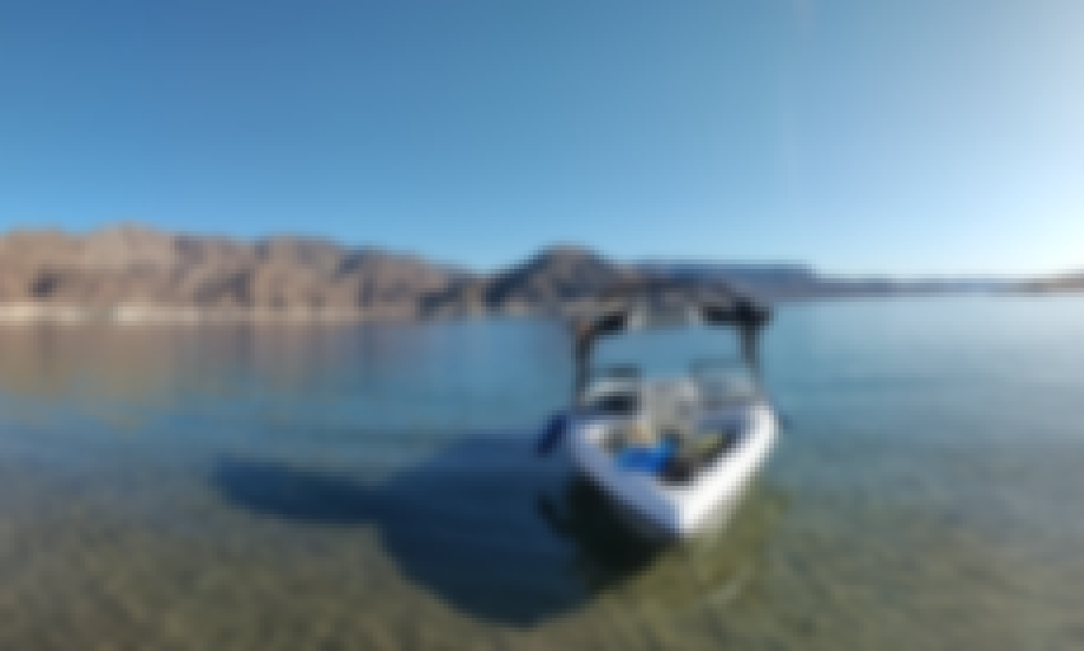 Tige 21i Power Boat Rental on Lake Mead! One day minimum rental