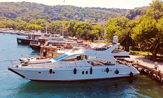 Luxury Yacht for 18 People for Rent In İstanbul, Turkey