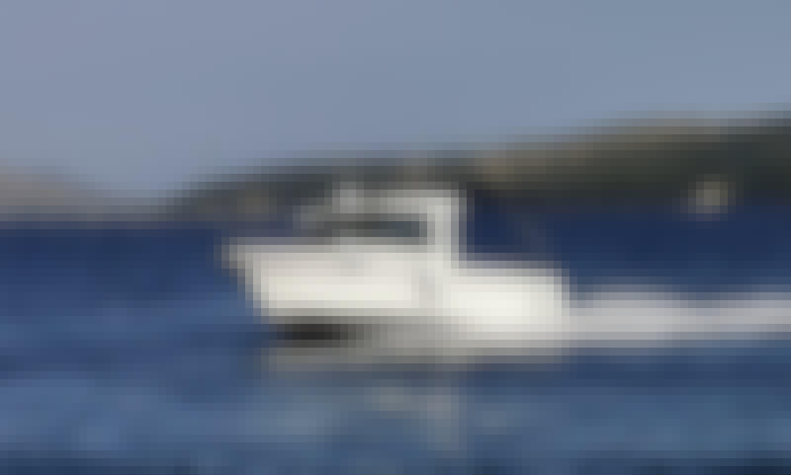 Rent Sas Vektor 700 Motor Yacht In Zadar, Croatia!