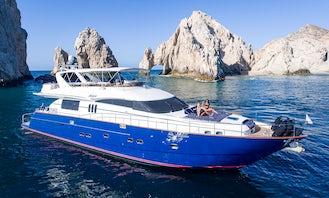 85ft Viking Sports Cruiser - WIFI On board!