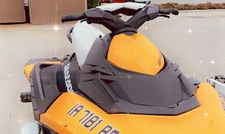 Sea Doo Spark & GTI Jet Ski in Plymouth
