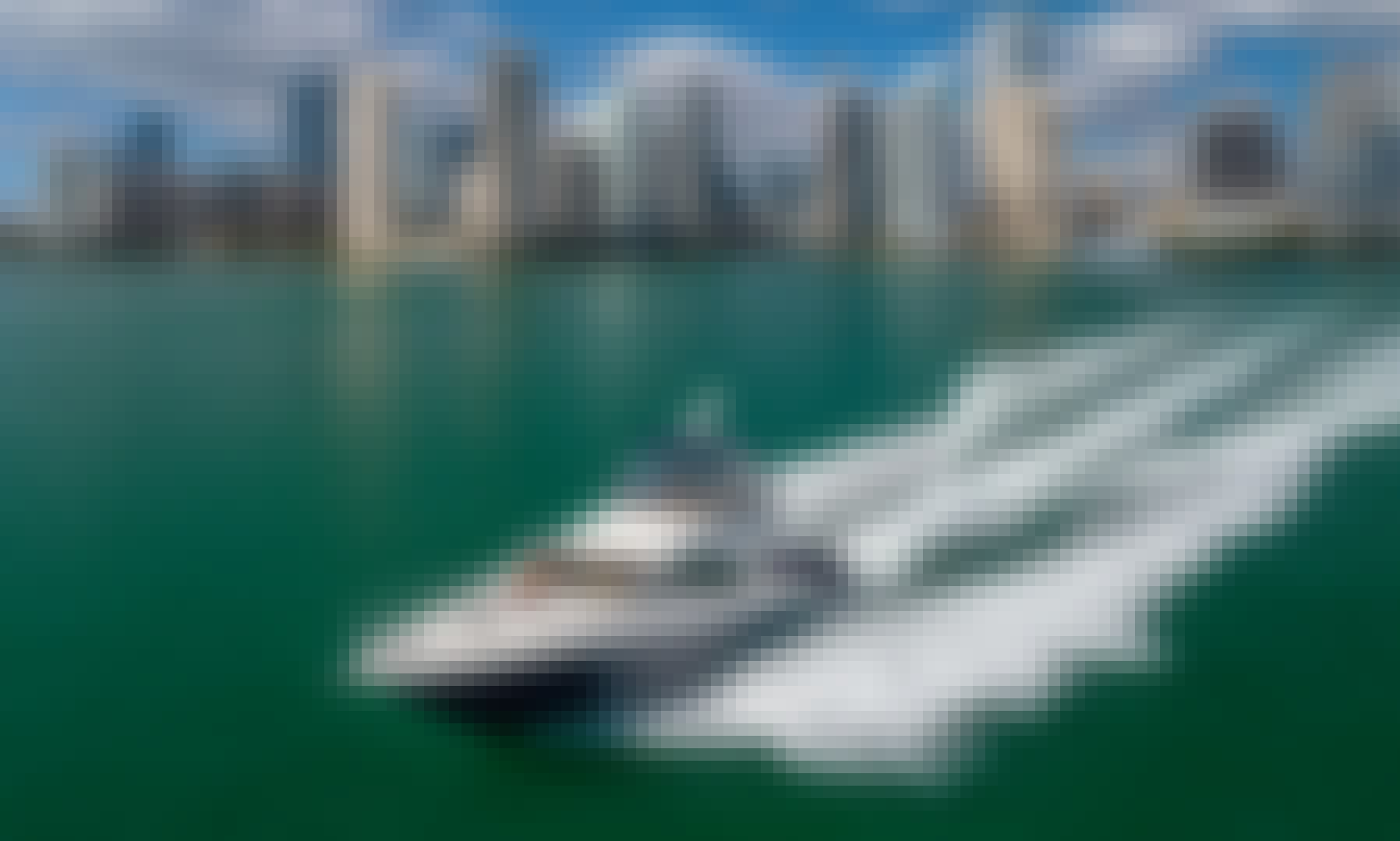 45' Sea Ray Motor Yacht with Stunning Flybridge and Toys in Miami