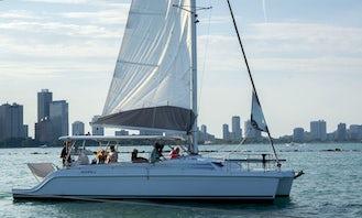 40' Gemini Sailing Catamaran in Chicago, Illinois