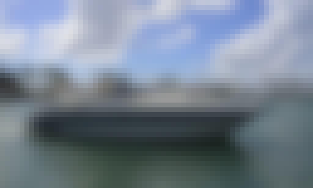 Charter the 50' Cranchi Motor Yacht  in La Romana, La Altagracia