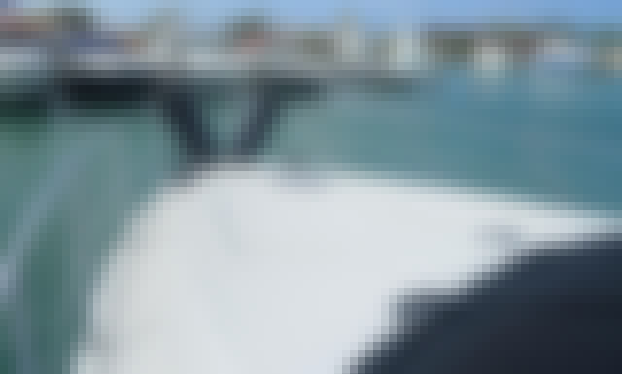 Azimuth 55 Motor Yacht Rental in La Romana, Dominican Republic