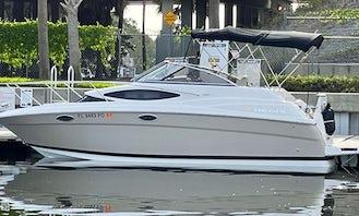 Regal 260 Express Cruiser!! Enjoy a Beautiful Florida Sunset on the Water!