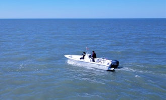2012 Tidewater 196 Center Console with 115 HP Yamaha Outboard