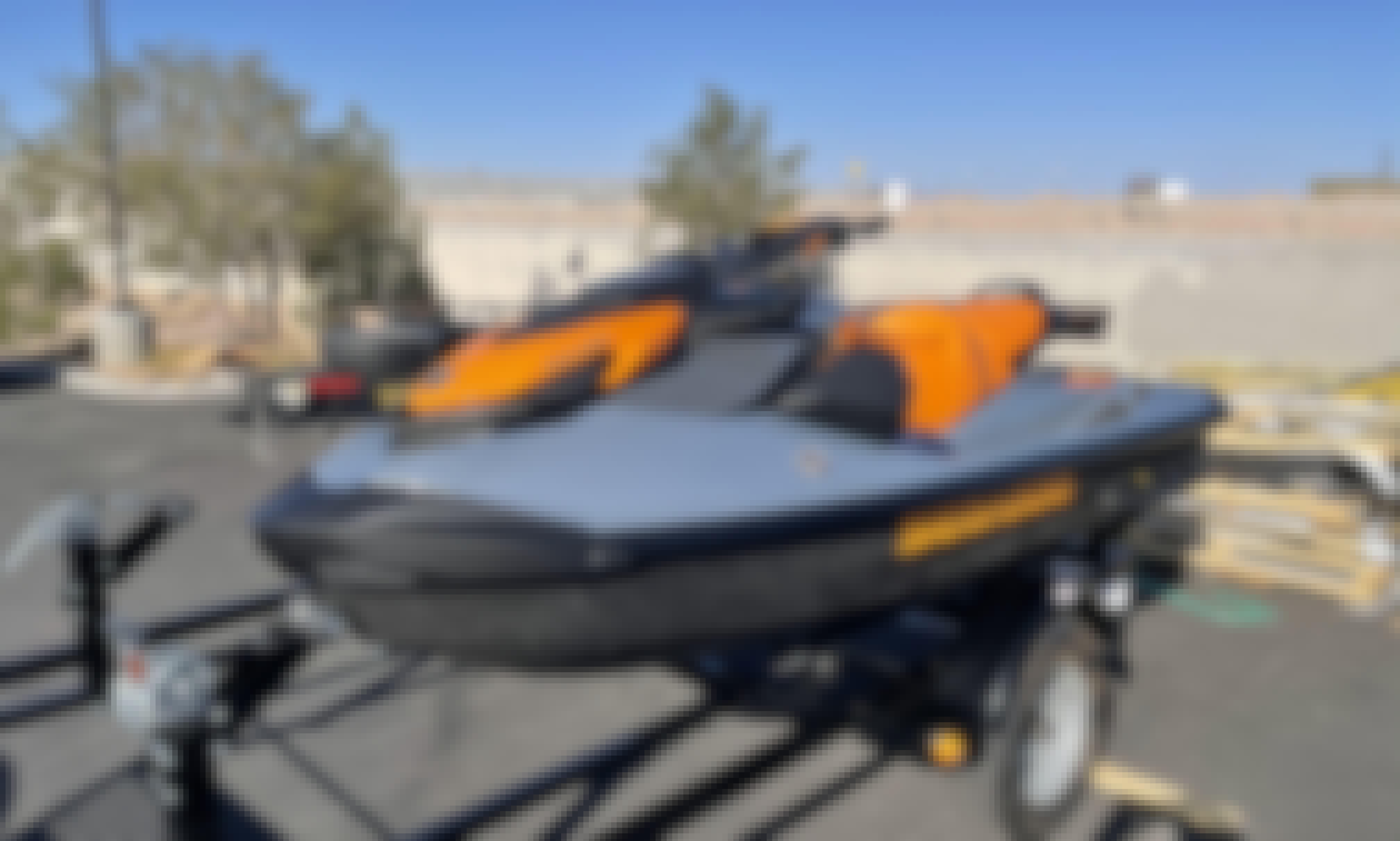 2021 Sea-Doo GTI se 170 hp