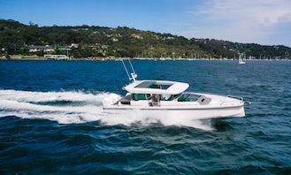 Brand New 2020 37' Axopar Sport Yacht in Newport, Rhode Island